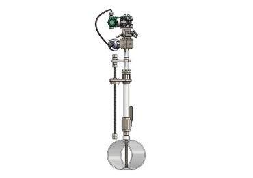 Pitot Tube Flow Transmitter