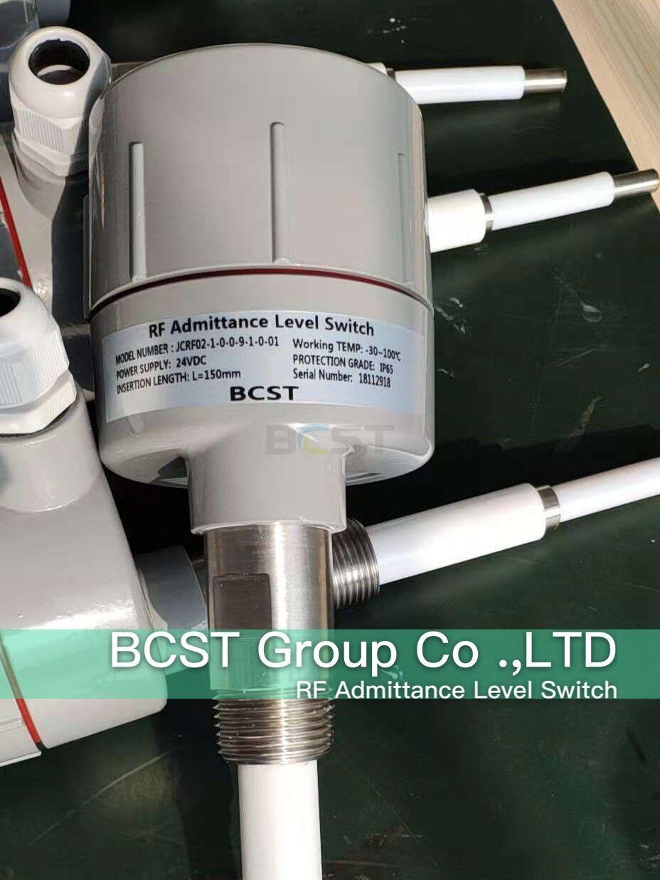 RF Admittance Level Switch 3