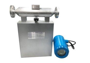 Remote-type-coriolis-mass-flowmeter