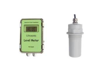 Remote type ultrasonic level transmitter