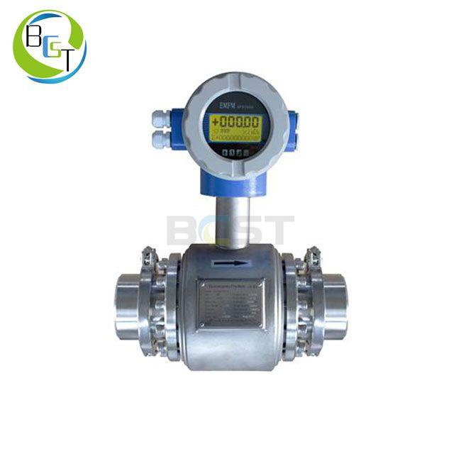 Sanitary Electromagnetic Flowmeter 1