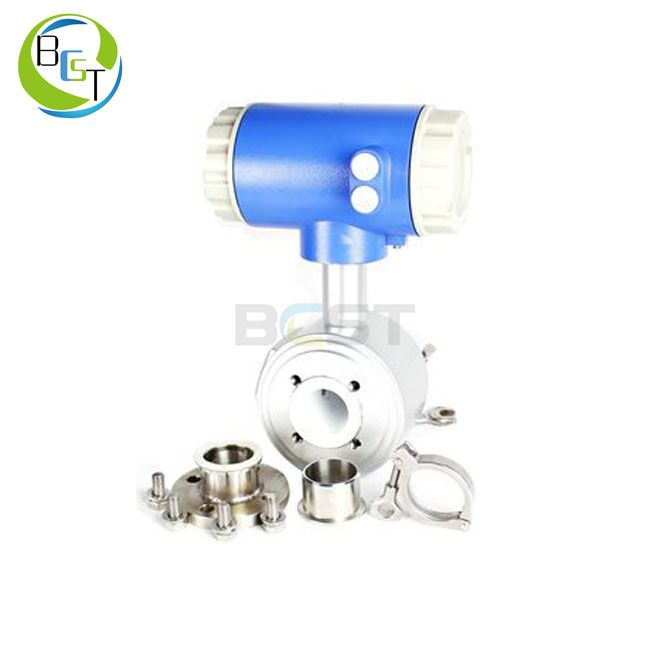 Sanitary Electromagnetic Flowmeter 4