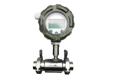 Sanitary Turbine Flowmeter