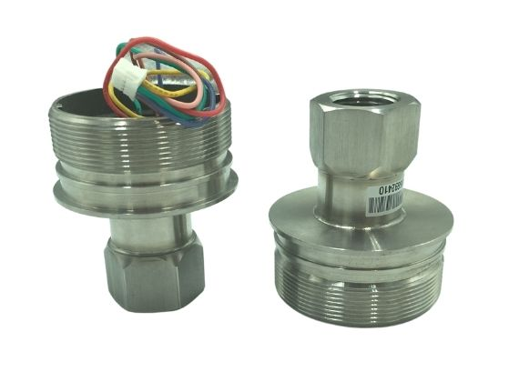 Silicon gauge pressure sensor
