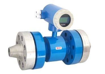 The high-pressure Flange electromagnetic flowmeter
