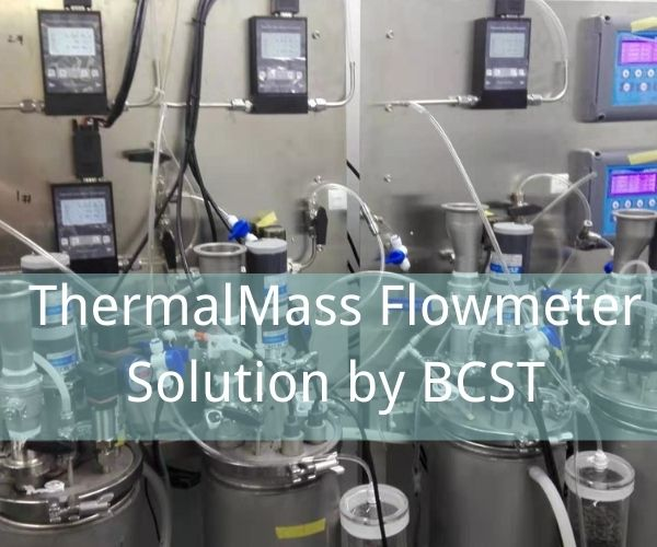 Thermal Mass Flowmeter Solution by BCST