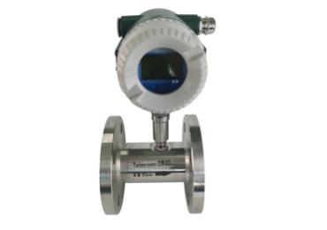 Turbine volumetric Flowmeter