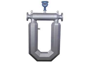 U-type-Coriolis-mass-flowmeter