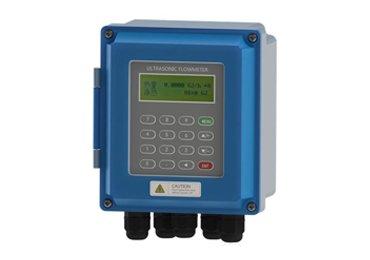 Ultrasonic digital flowmeter