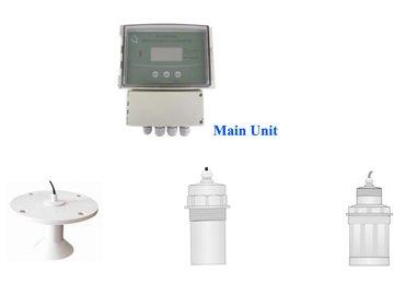 Ultrasonic-open-channel-flowmeter