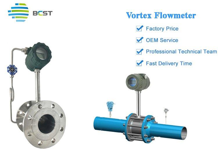Vortex-Flowmeter