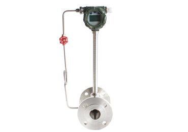 Vortex digital flowmeter