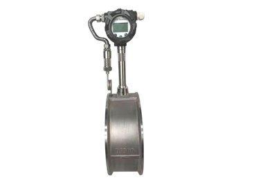 Wafter vortex steam flowmeter
