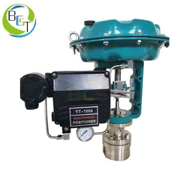 ZJHY Pneumatic small flow control valve 1