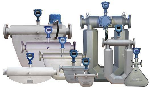 coriolis mass flowmeter-video