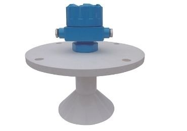 flange ultrasonic level transmitter