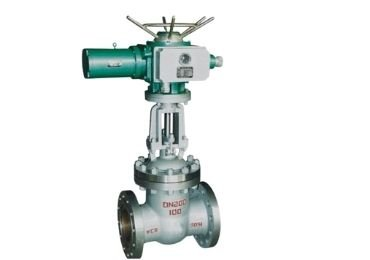 hydraulic gate shutoff valve