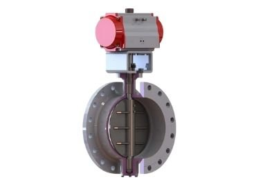 low-load-buttefly-valve
