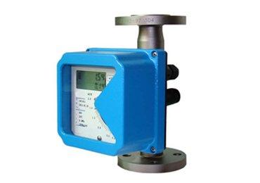 metal tube air flowmeter