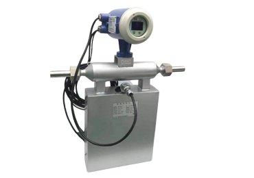 weld-connection-coriolis-mass-flowmeter