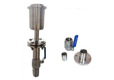 Battery-inserted-electromagnetic-flowmeter