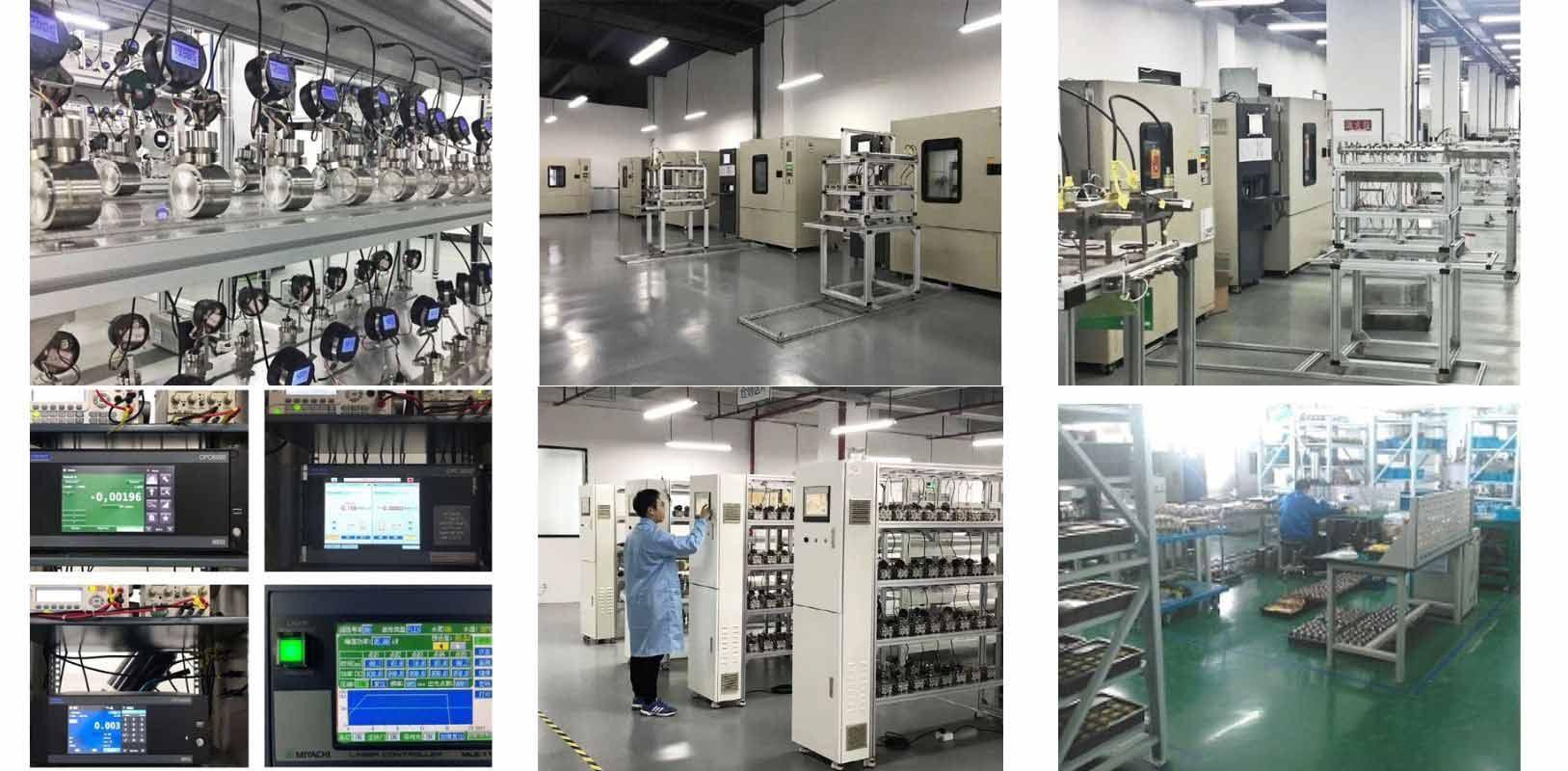 Calibration-silicon-pressure-sensor