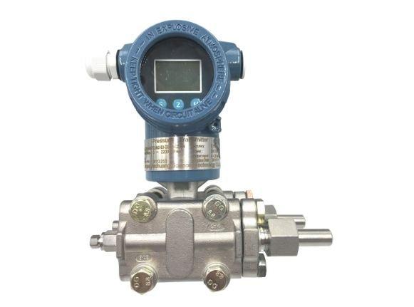 Capacitance differential pressure transmitter