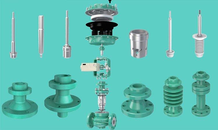 Feature-globe-control-valve