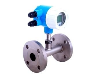 Flange Connection Thermal Mass Gas Flowmeter