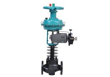 High temperature Pneumatic control valve