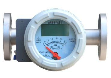 Horizontal Metal Tube Variable Area Flowmeter