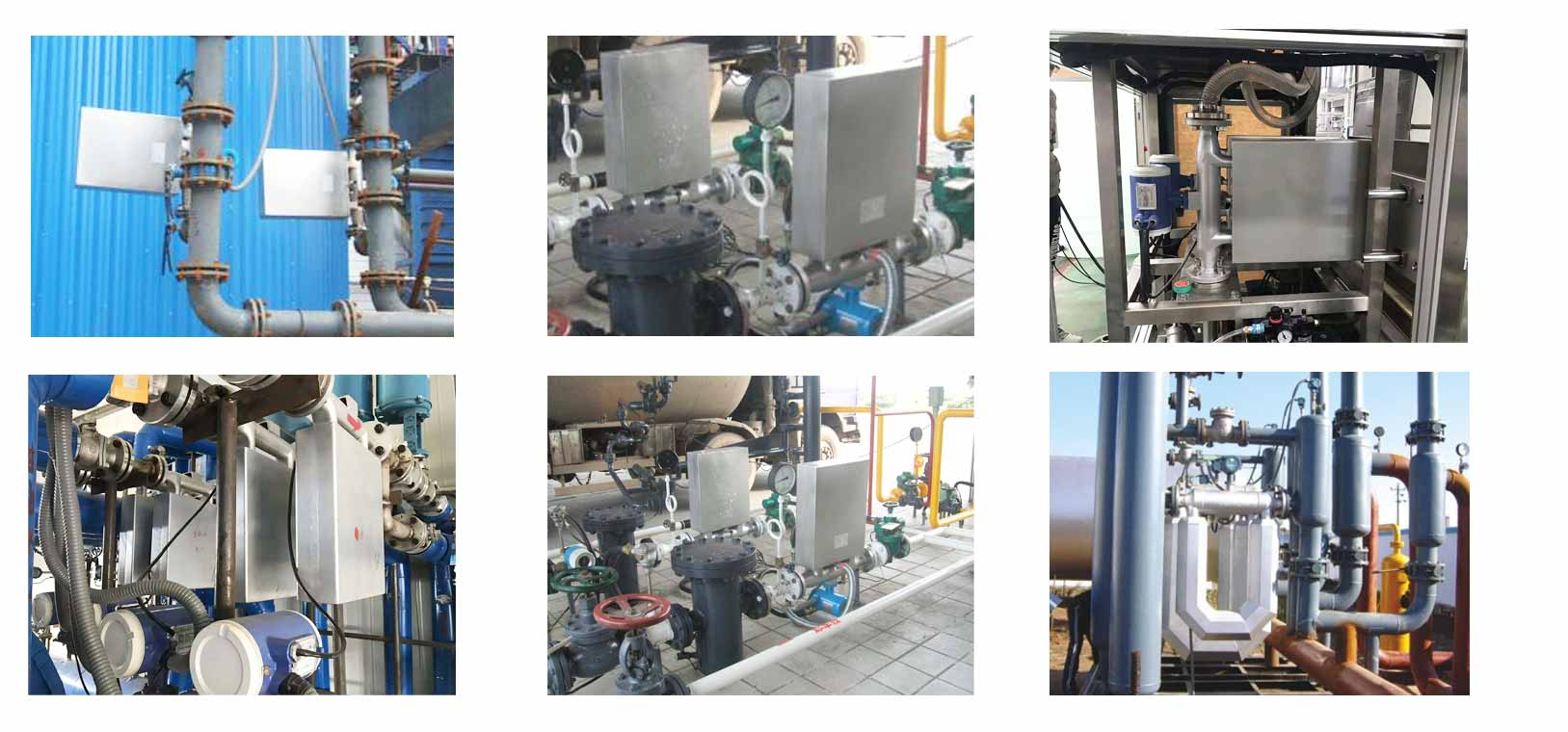 Installaion-coriolis-mass-flowmeter