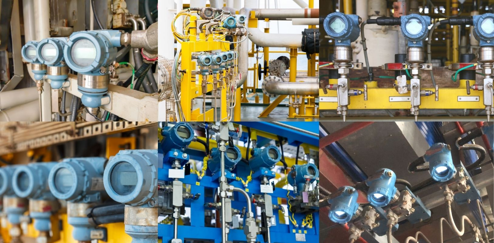 Installation-hart pressure transmitter