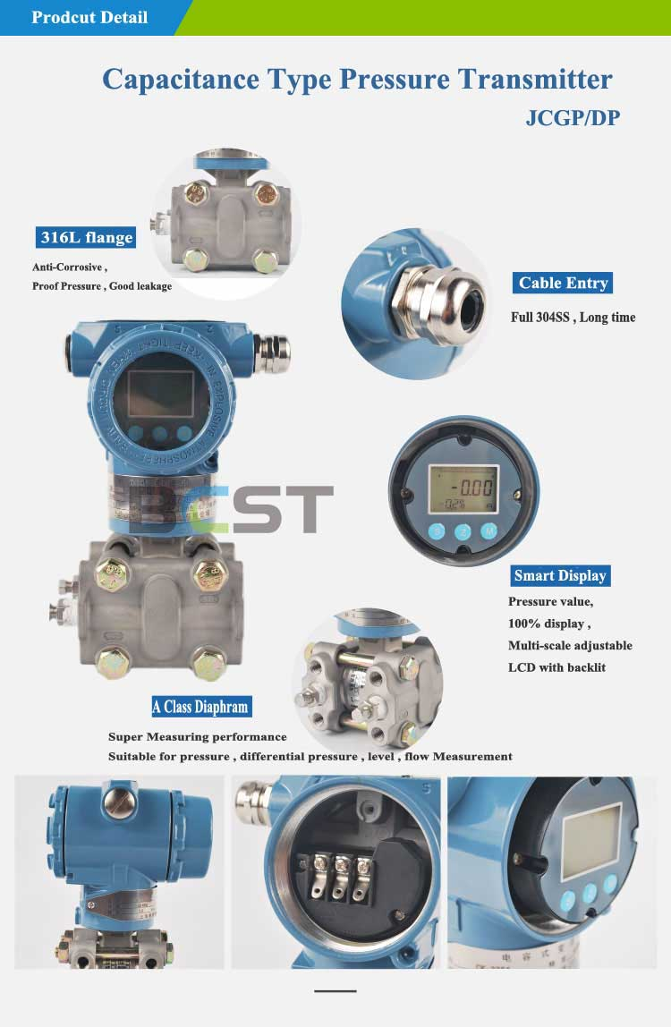 Introduction-differential pressure transmitter