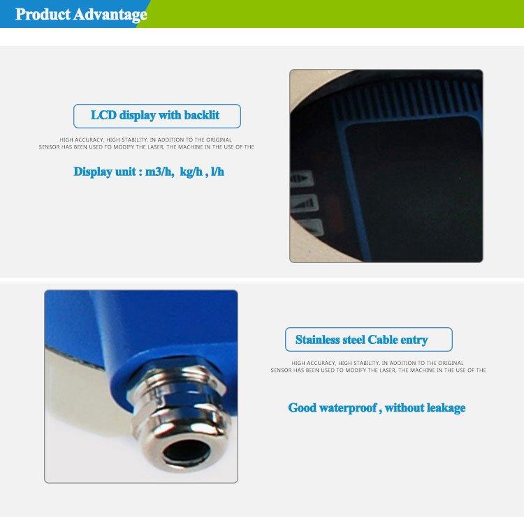 JC091 Compact Insertion Electromagnetic Flowmeter-1