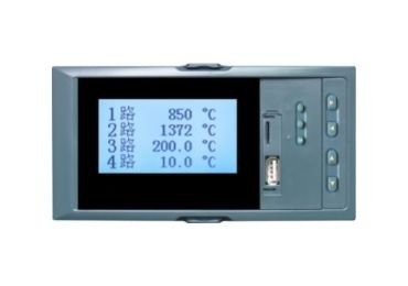 JCPR 7100 4 Channel Paperless Recorder