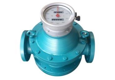 Mechanical Oval gear flowmeter