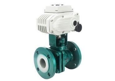 PTFE Liner Electric Ball Valve