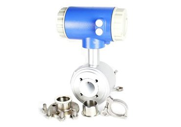 Sanitary-electromagnetic-flowmeter