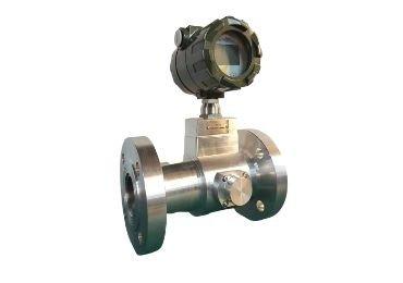 Smart Gas Turbine Flowmeter