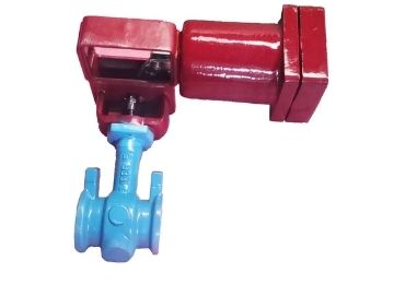 Wafer Rotary Control valve