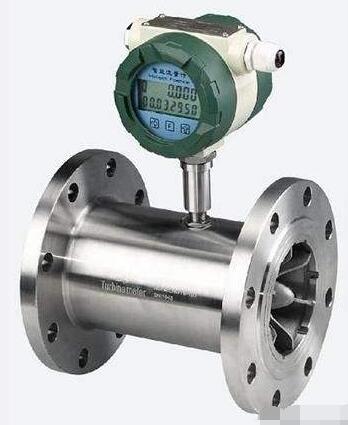 figure 1 turbine flow meter
