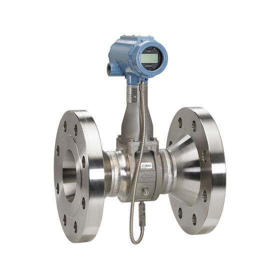 figure 7 rosemount multivariable flowmeter