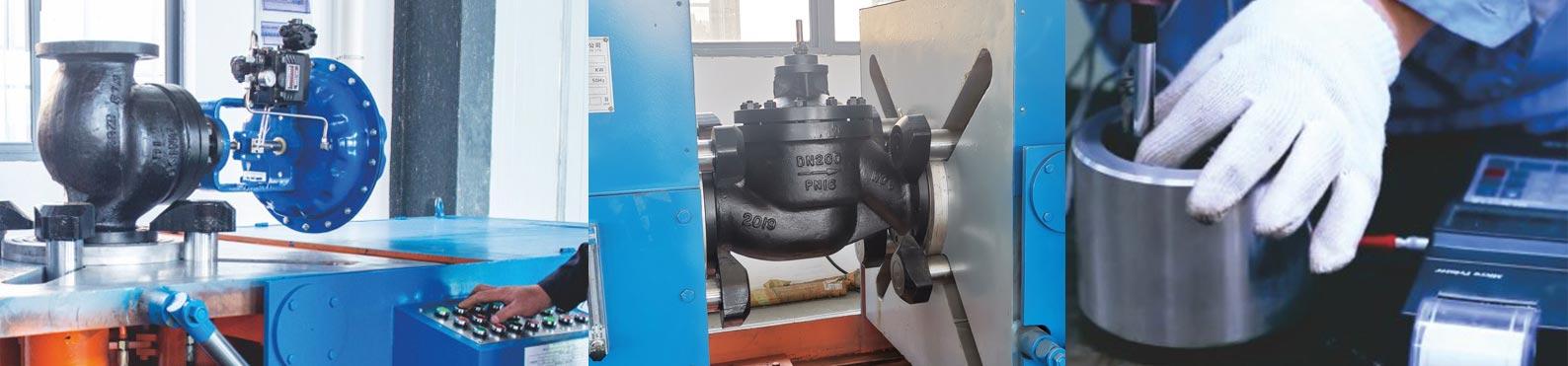 globe-control-valve-test