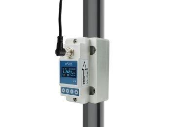 micro ultrasonic flowmeter