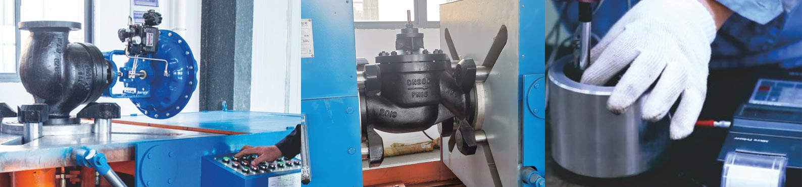 pneumatic control-valve-test