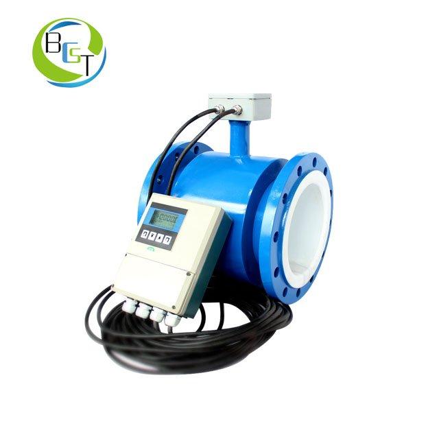 remote-electromagnetic-flow-meter