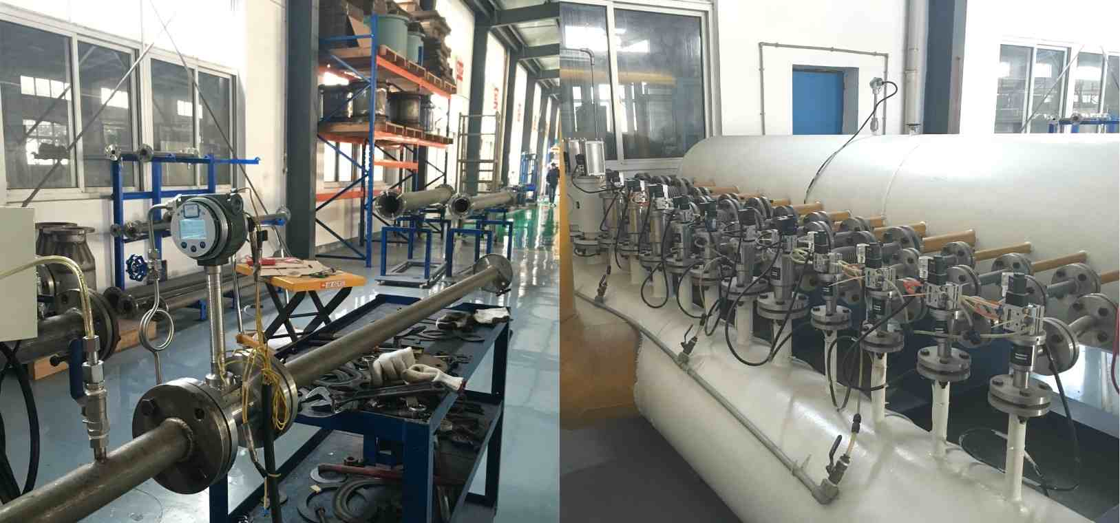 steam-flowmeter-calibration