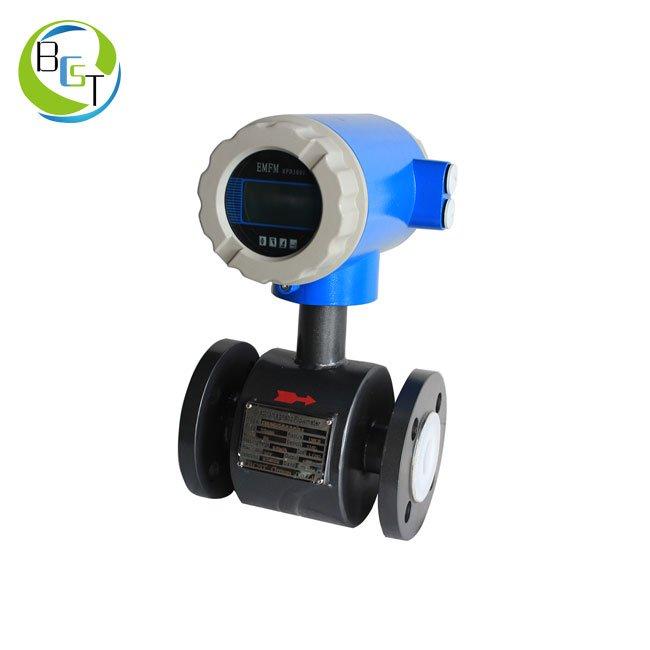electromagnetic-flow-meter-PTFE