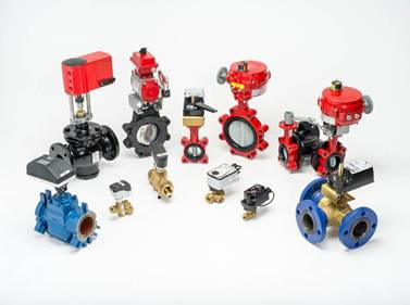 Different Types Of Electric Control Valve